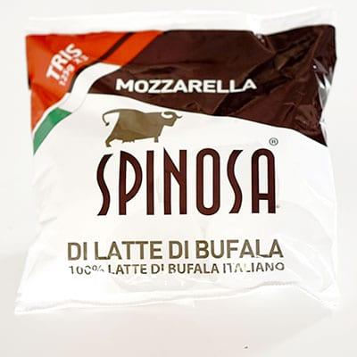 Tris Mozzarella di Bufala