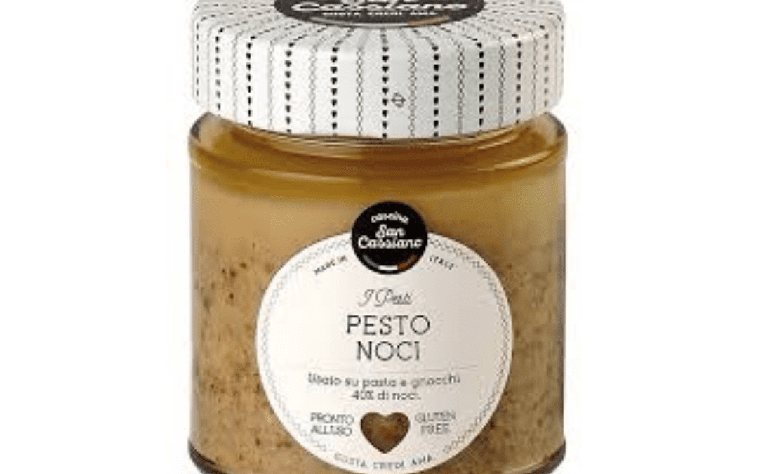 Pasta Sauce with Walnuts – 150 gr