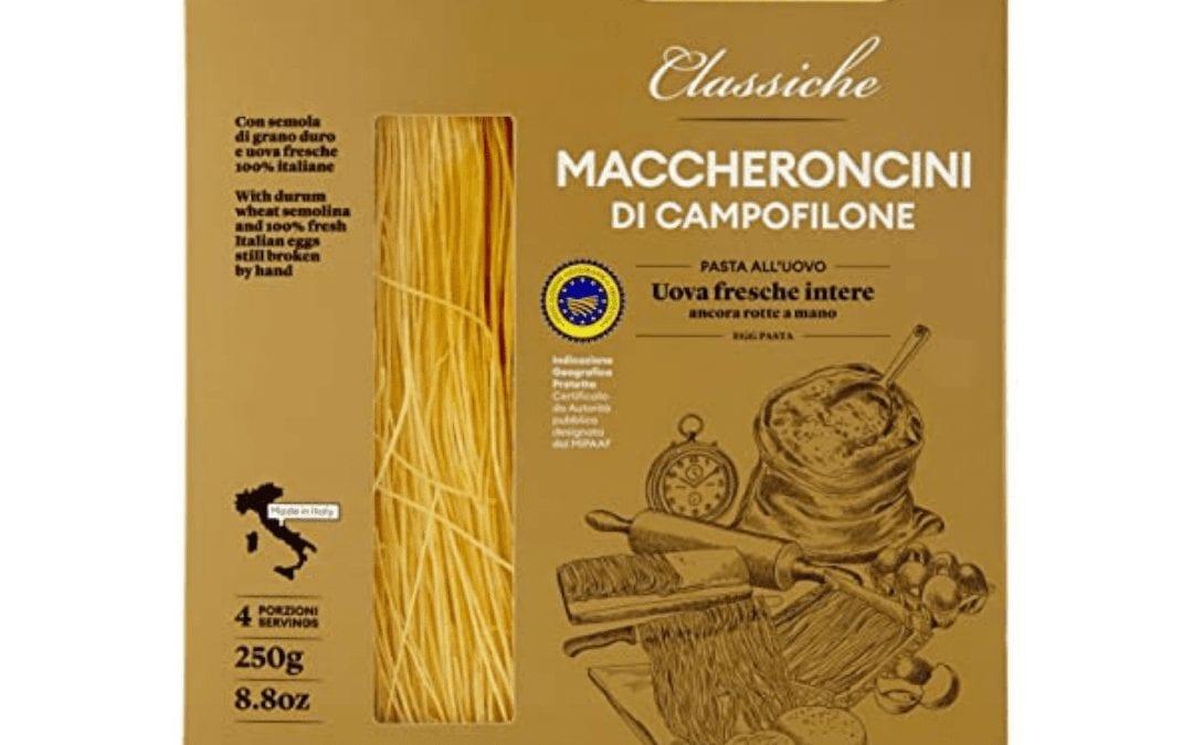 Maccheroncini – 250 gr
