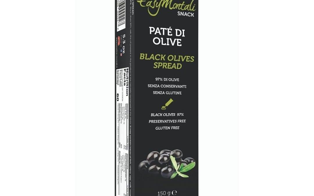Black Olives Spread – 150 gr