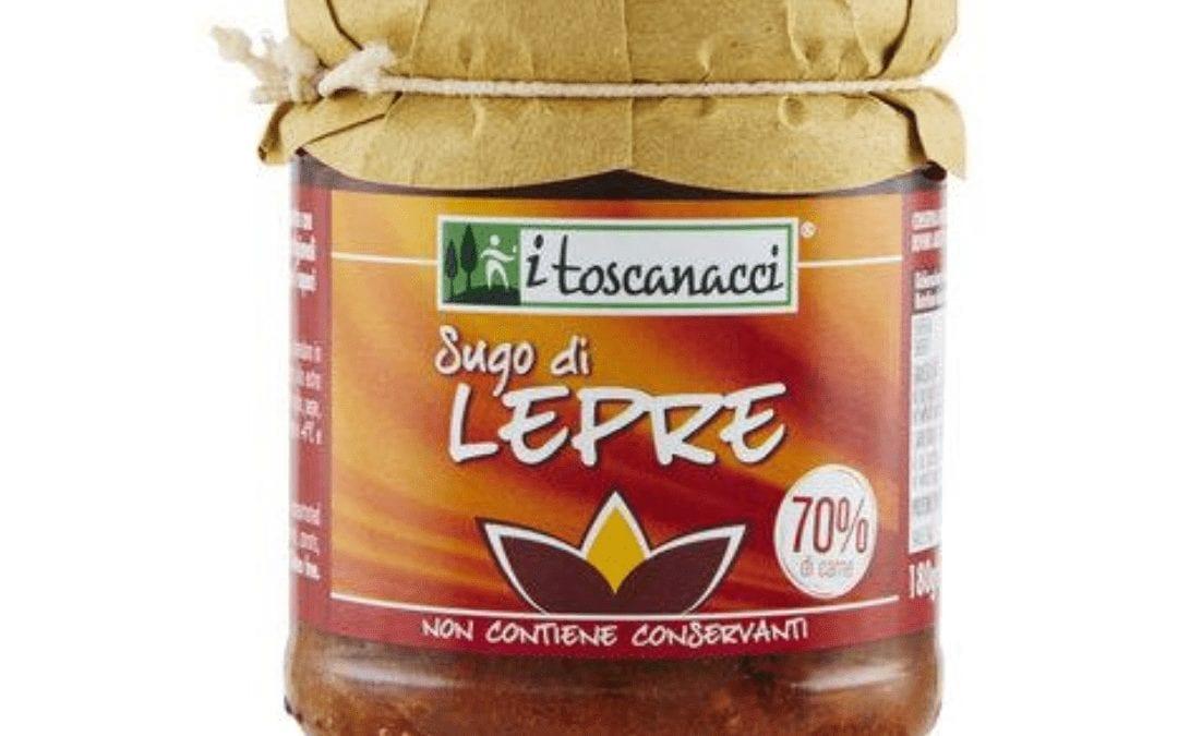 Hare Pasta Sauce – 180 gr