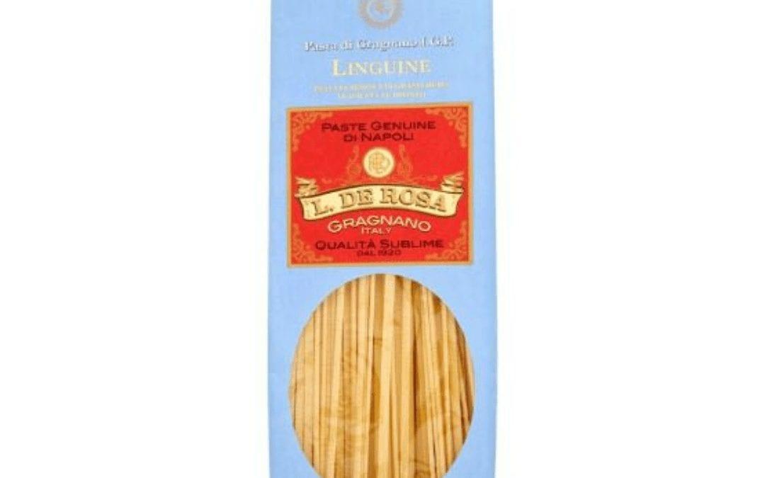 Linguine pasta – 500 gr