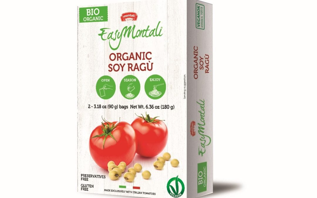Soy Ragù Sauce – 180 gr