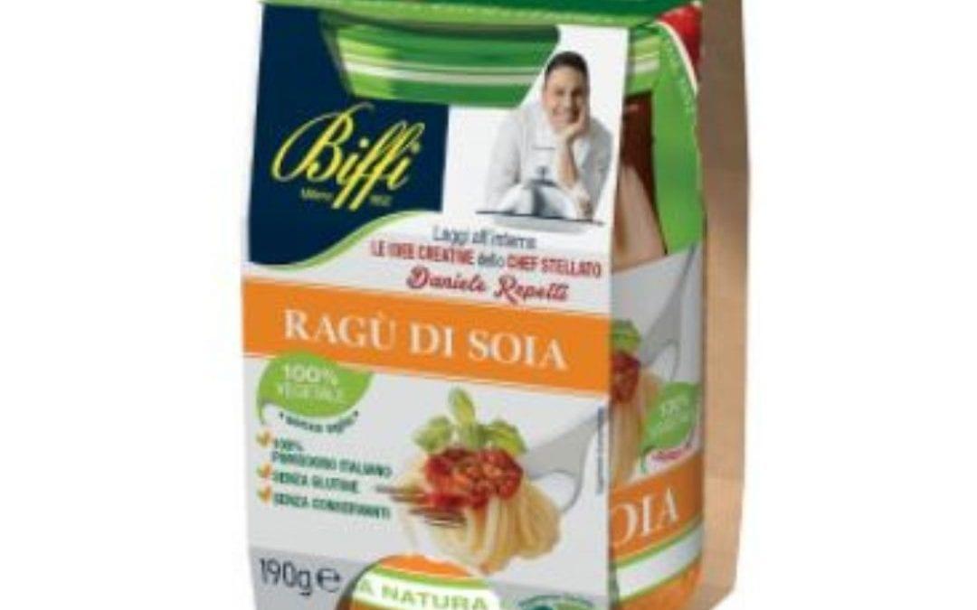 Soy Ragù Pasta Sauce – 150 gr