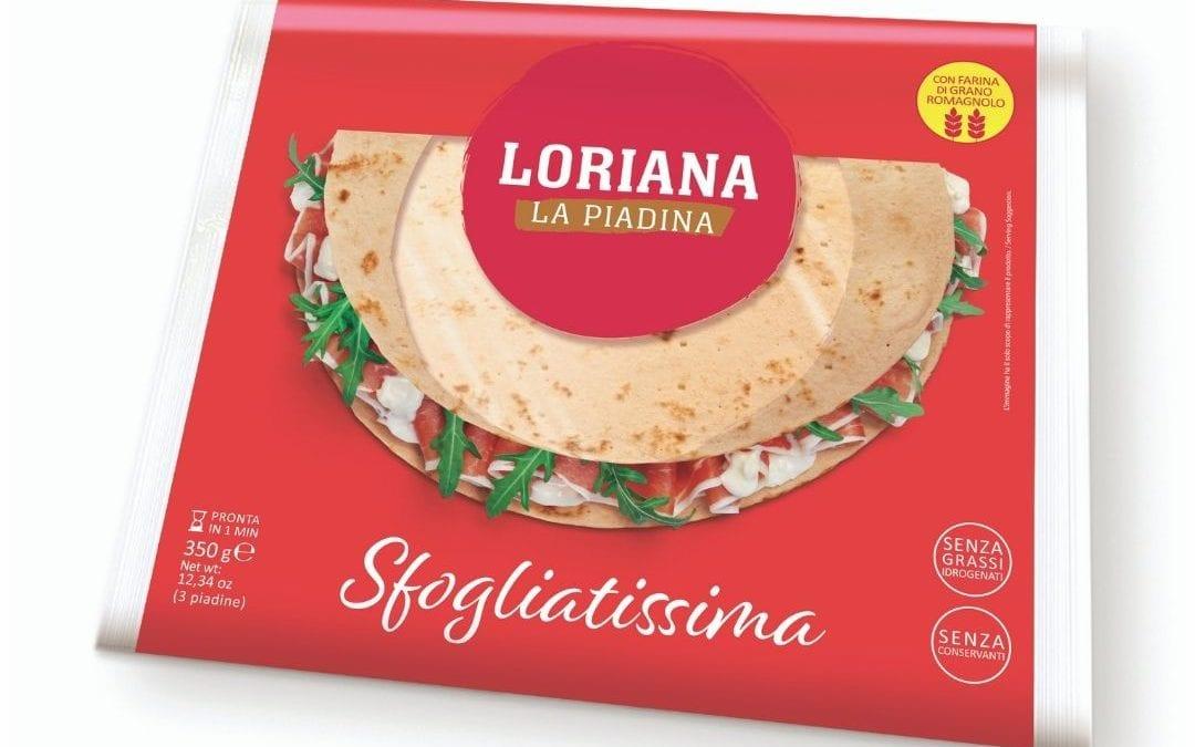 Sfogliatissima – Classic Piadina bread with Lard