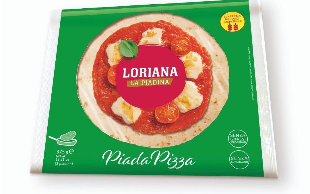 Piadapizza – pizza base flatbread