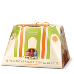 panettone withour candies