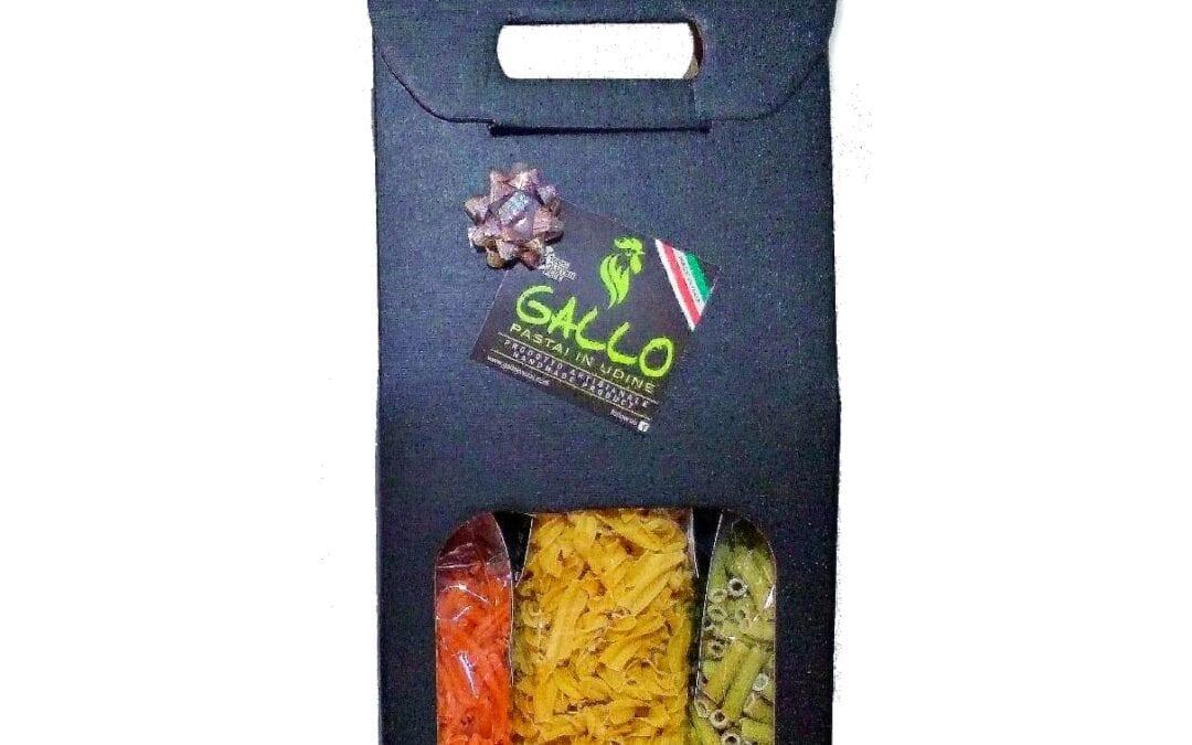 3 Legume Pasta Pack – 250gr each