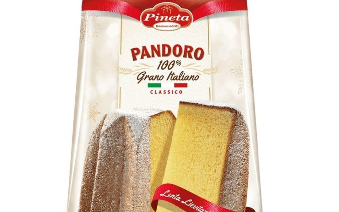 Classic Pandoro – 750 gr