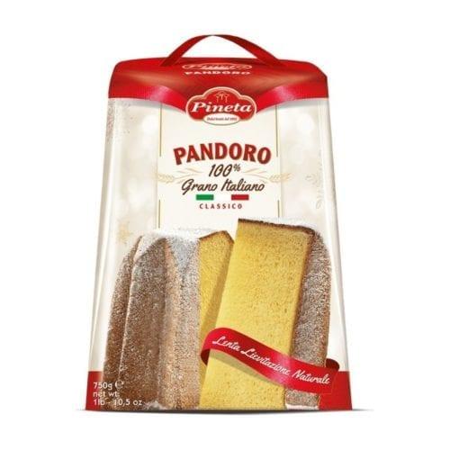Classic pandoro