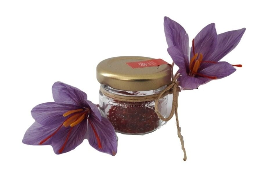 1 jar of Saffron Threads – 0.40 gr