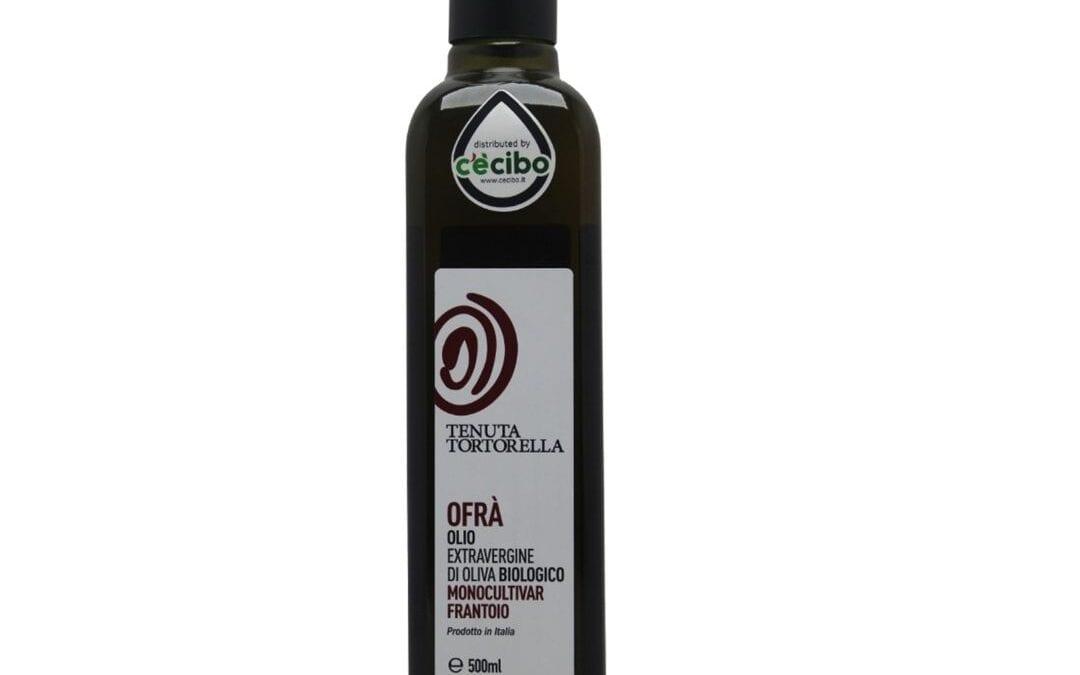 Ofrà Organic Extra Virgin Olive Oil – 500 ml