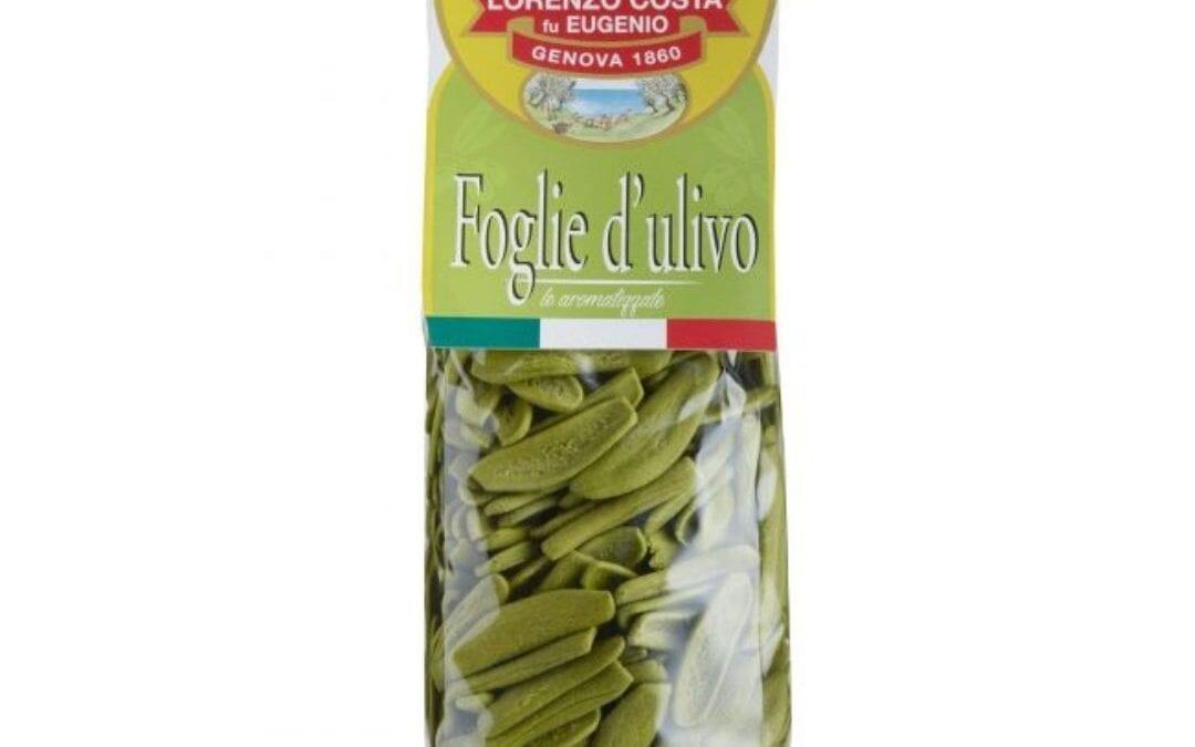 Olive Leaves Pasta – 500 gr