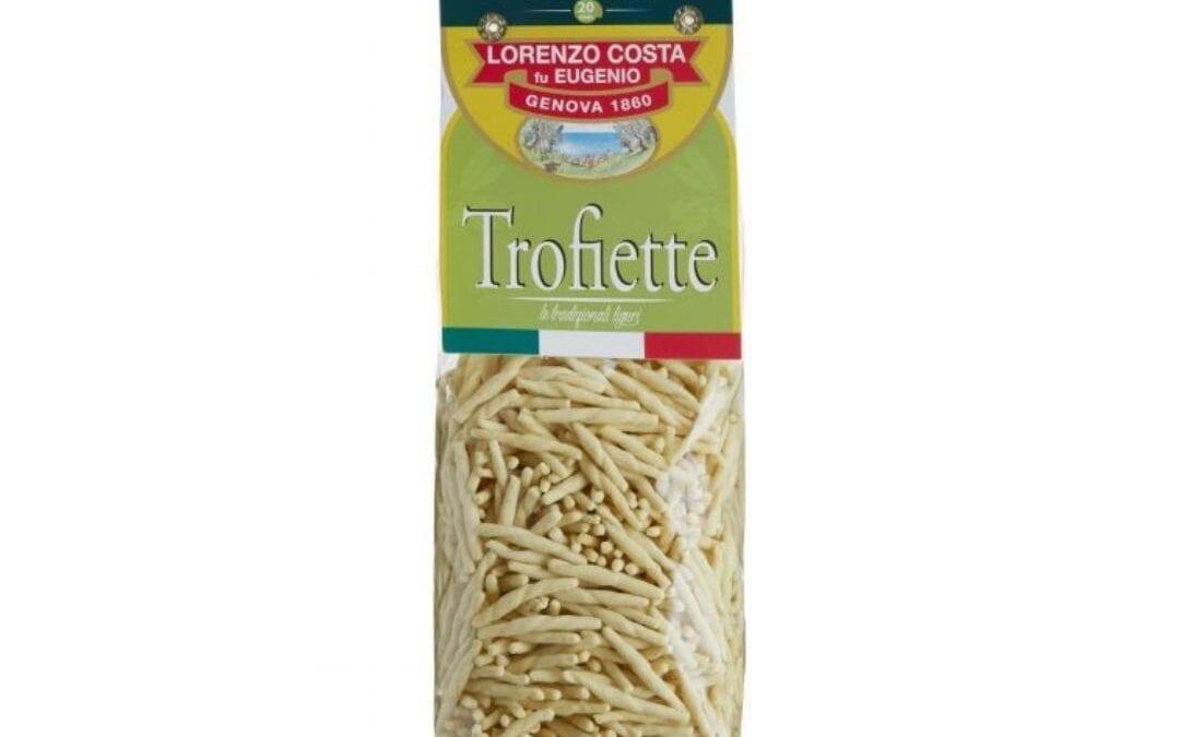 Trofiette Pasta – 500 gr