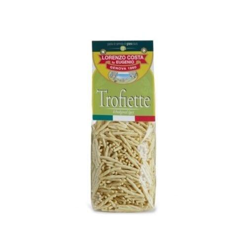 trofiette pasta