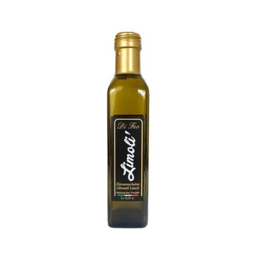 Lemon Extra Virgin Oil