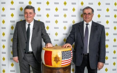 Grana Padano Riserva: The Gift For The New President
