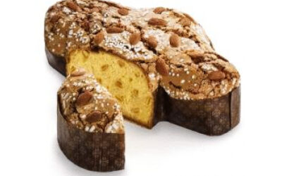 Italian Easter Colomba cake recipe