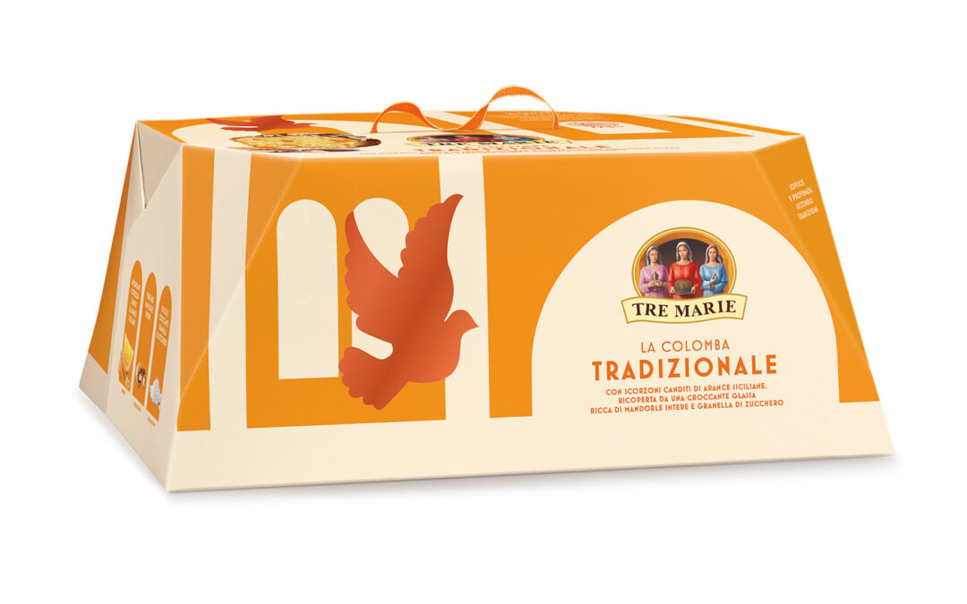 Traditional Colomba – 800g