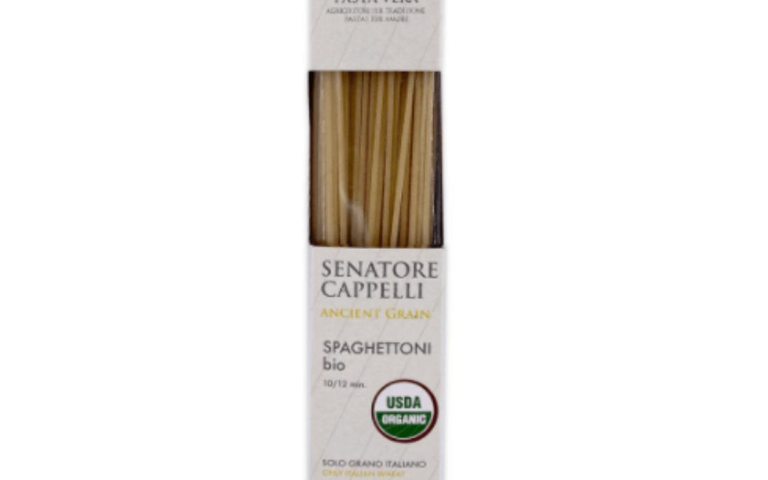 Spaghettoni Organic Ancient Grain (Pasta Vera) – 500 gr