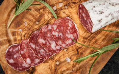 Marche Specialty: Fabriano Salami