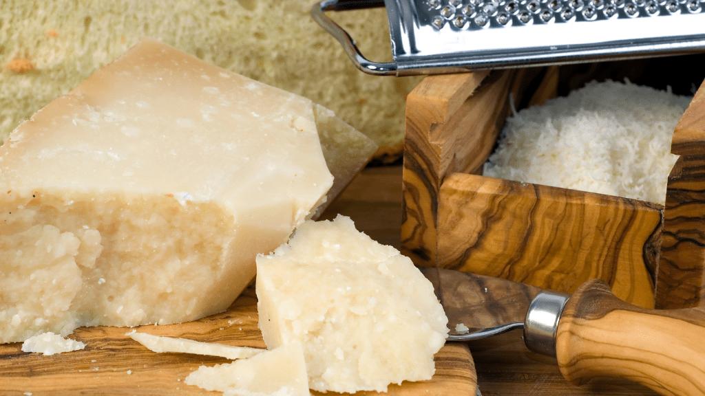 How Many Types of Grana Padano Cheese Exist?