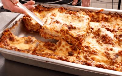 Homemade Lasagne Recipe