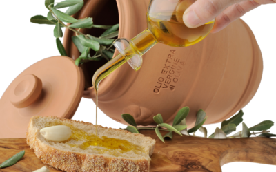 Roman Olive Oil Officially Became IGP